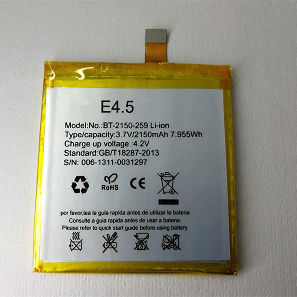 E4.5 for BQ E4.5/2150