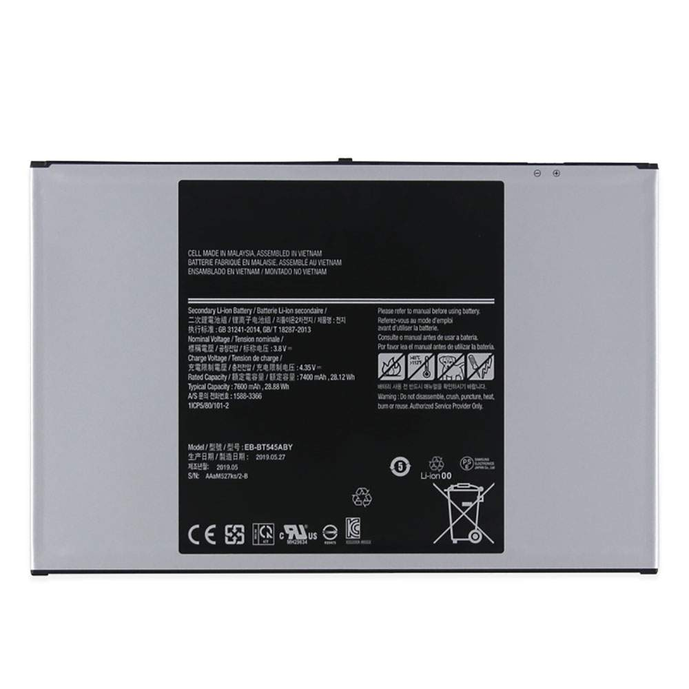 EB-BT545ABY for Samsung tablet