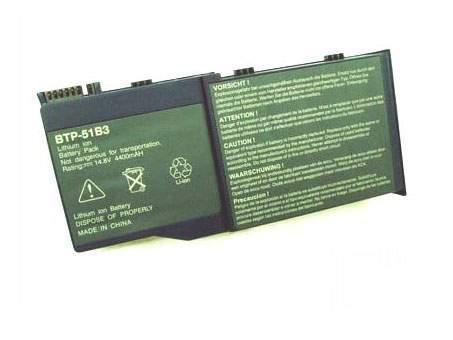 BTP-51B3 for Medion MD2900 MD6179 WIM2000 Gateway Solo M500 M505 series