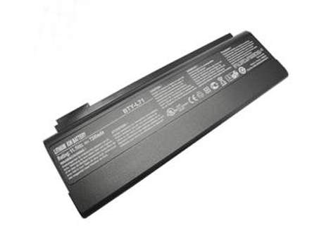 BTY-L71 for MSI Megabook L610 L720 L730 L740 Series