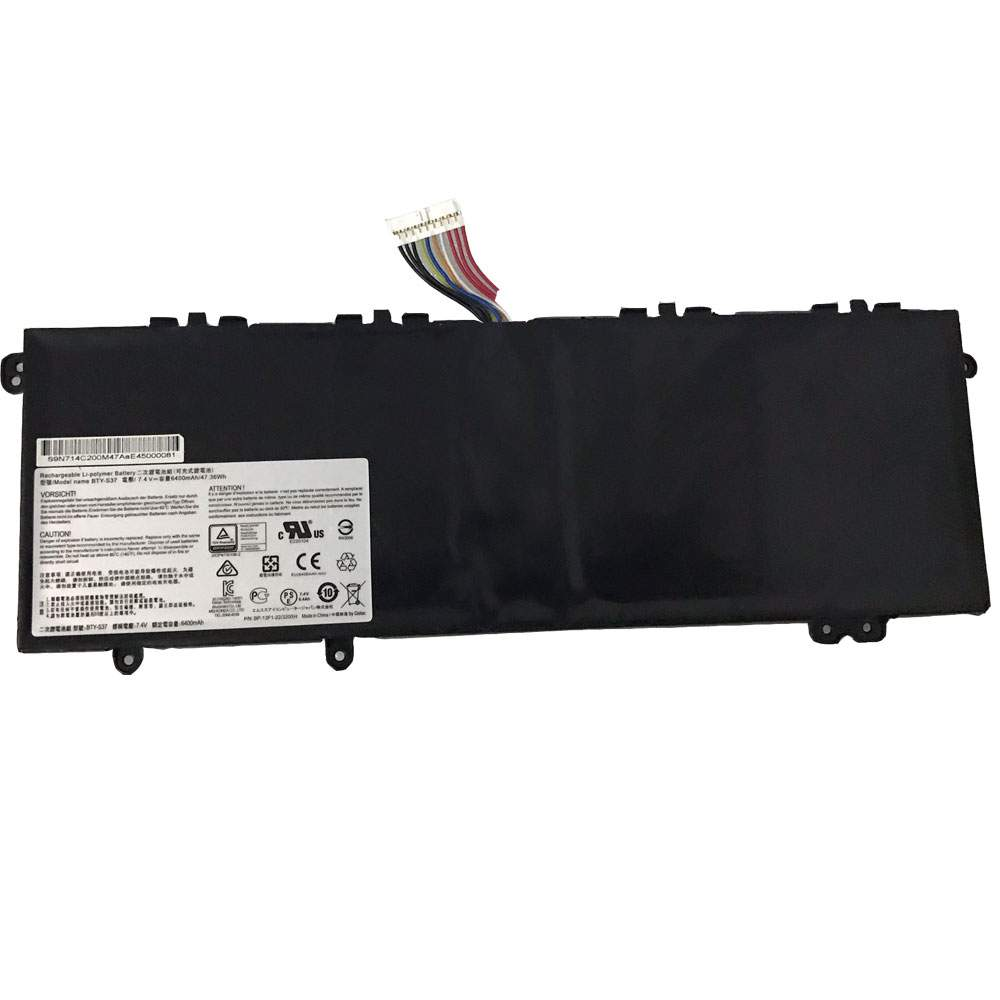 BTY-S37 for MSI GS30 2M 001US 2M-013CN MS-13F1 MS1-13F1