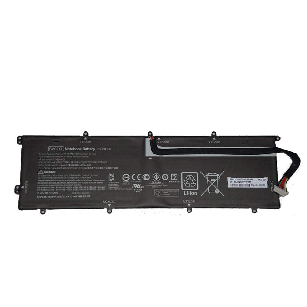 BV02XL for HP Envy X2 Detachable 13 Series
