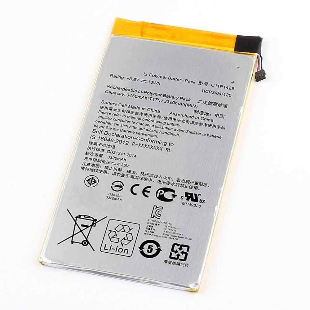 C11P1429 for ASUS Z710 Zenpad C7.0 Z710C P01Z