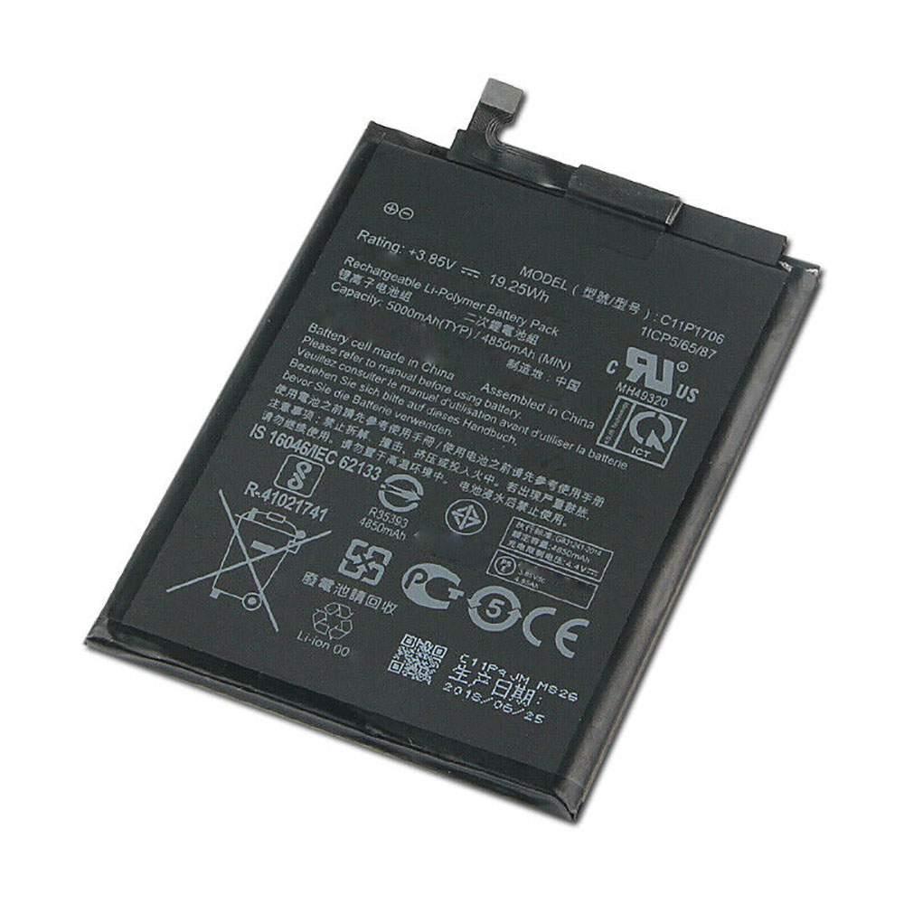 C11P1706 for ASUS ZenFone Max Pro ZB602KL