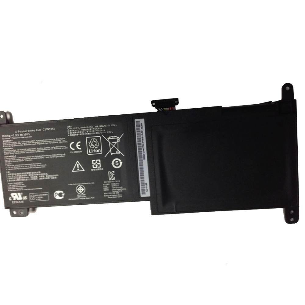 C21N1313 for Asus TX201 Series