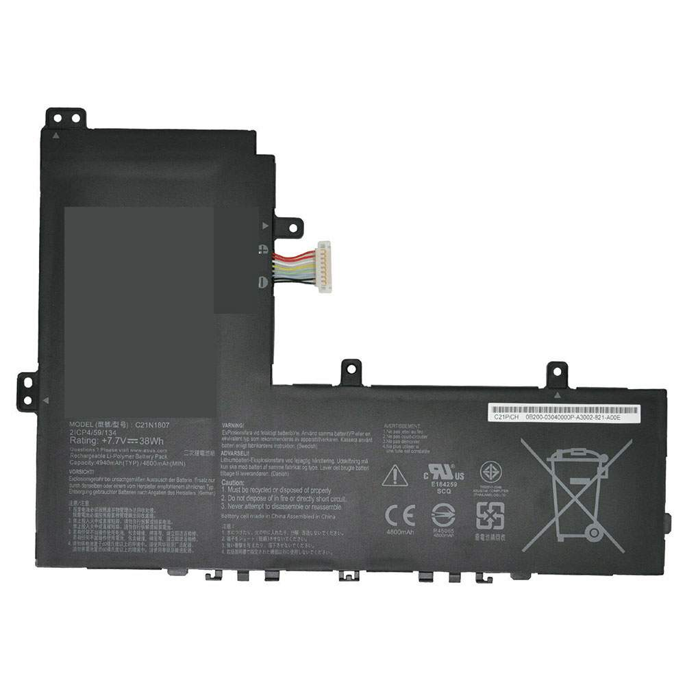 C21N1807 for Asus C223NA C223NA-DH02 0B200-03040000 2ICP4/59/134