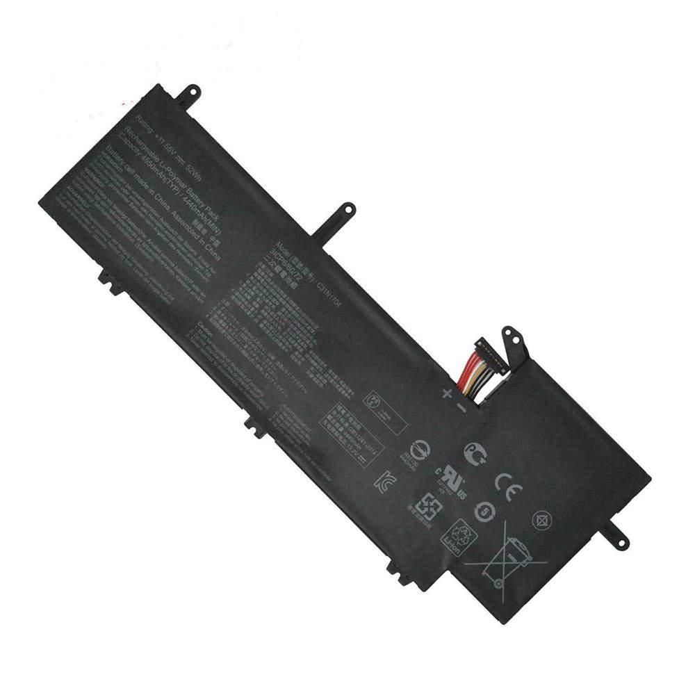 C31N1704 for Asus Q535U Q535UD-BI7T11 0B200-02650000M Series