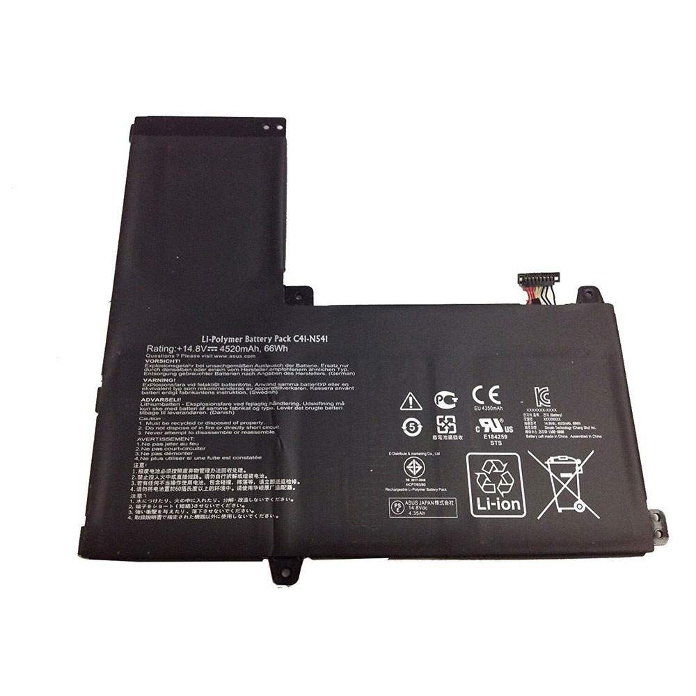 C41-N541 for Asus Q501L Q501LA Q501LA-BBI5T03 N54PNC3