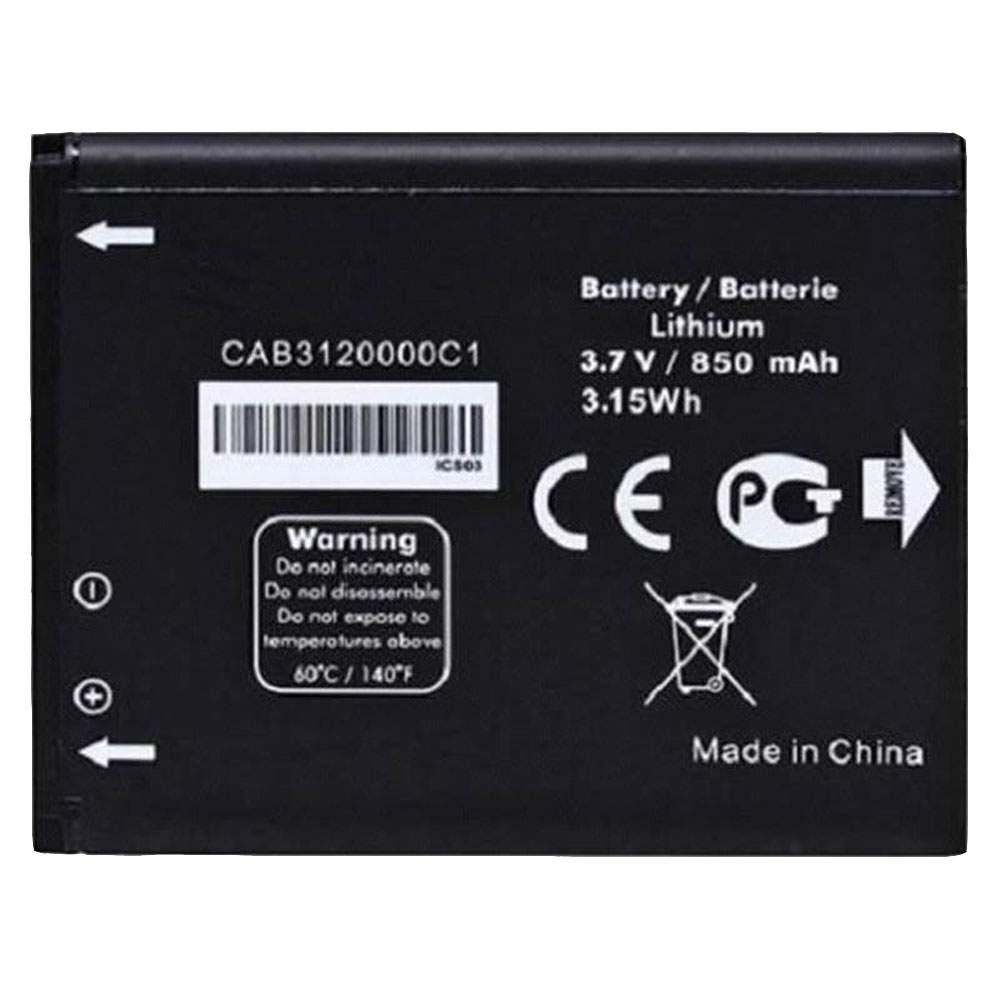 CAB3120000C1 for Alcatel  510A OT-800 OT-880a OT-710D 768T