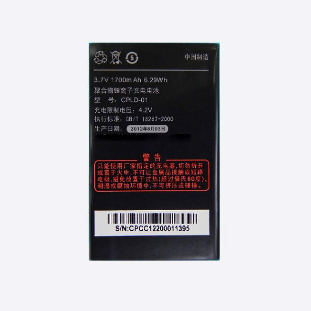 COOLPAD CPLD-01