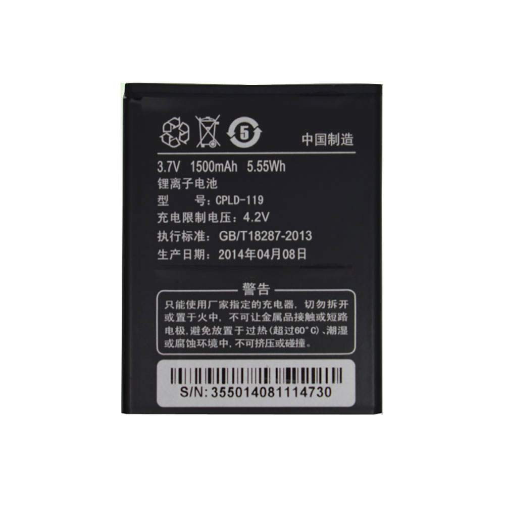 COOLPAD CPLD-119