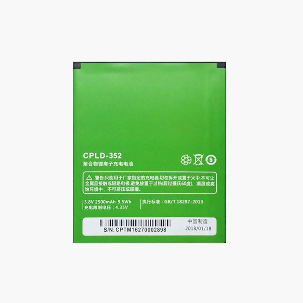 CPLD-352 for COOLPAD F1 8297-C00 Plus