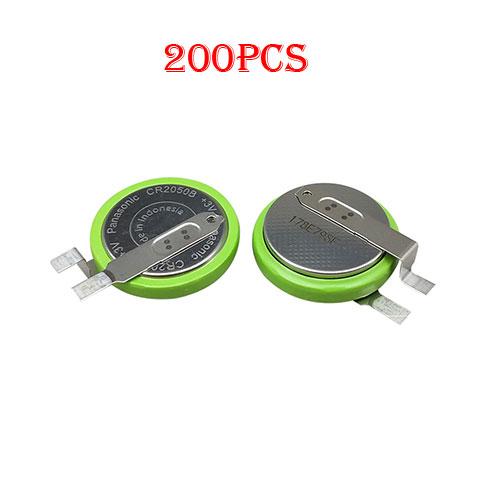 CR2050B for 200pcs Panasonic CR2050B 3V high temperature resistant button