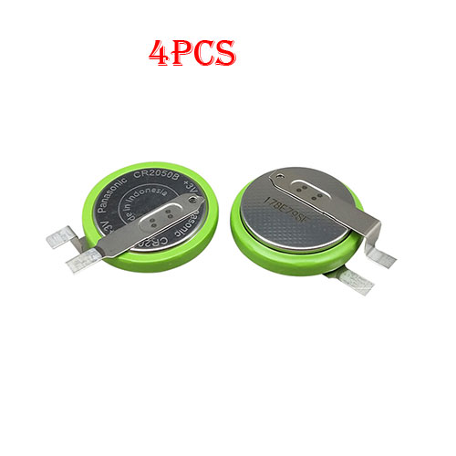 CR2050B for 4pcs Panasonic CR2050B 3V high temperature resistant button