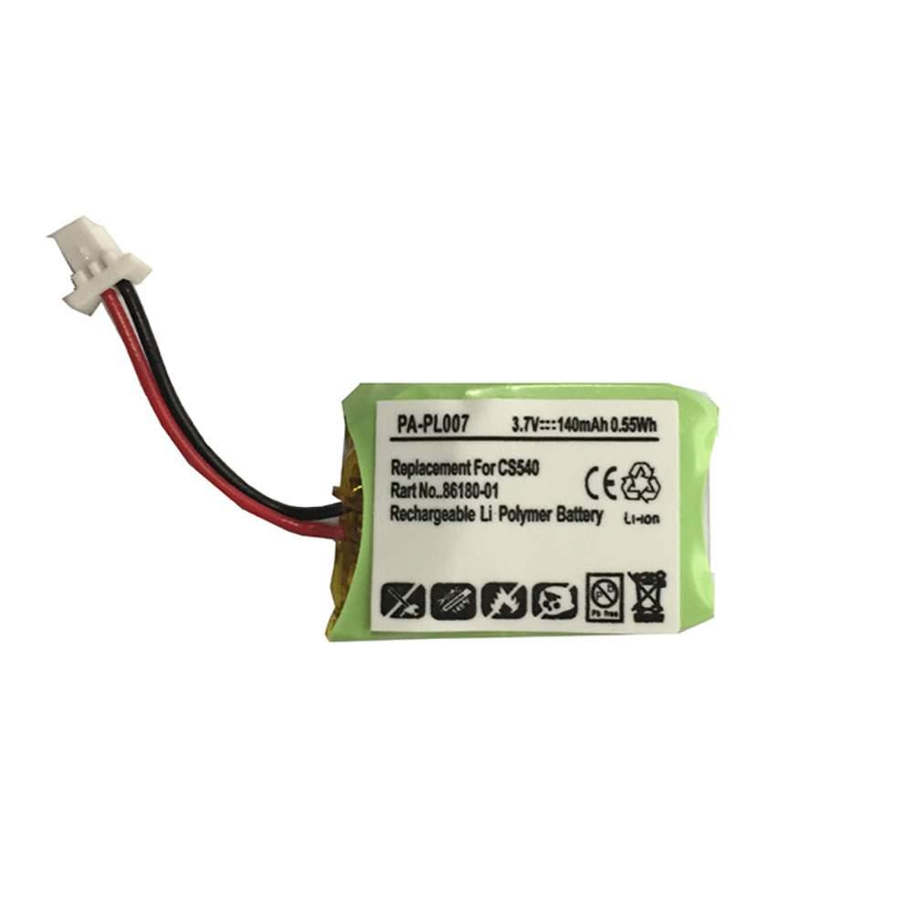 86180-01 for PLANTRONICS CS540 CS540A CO54 C054 86180-01 84479-01 Wireless Headset
