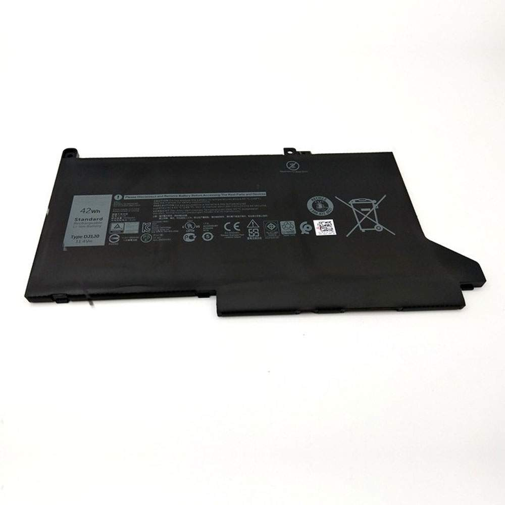 DJ1J0 for DELL Latitude 12 7000 7280 7480