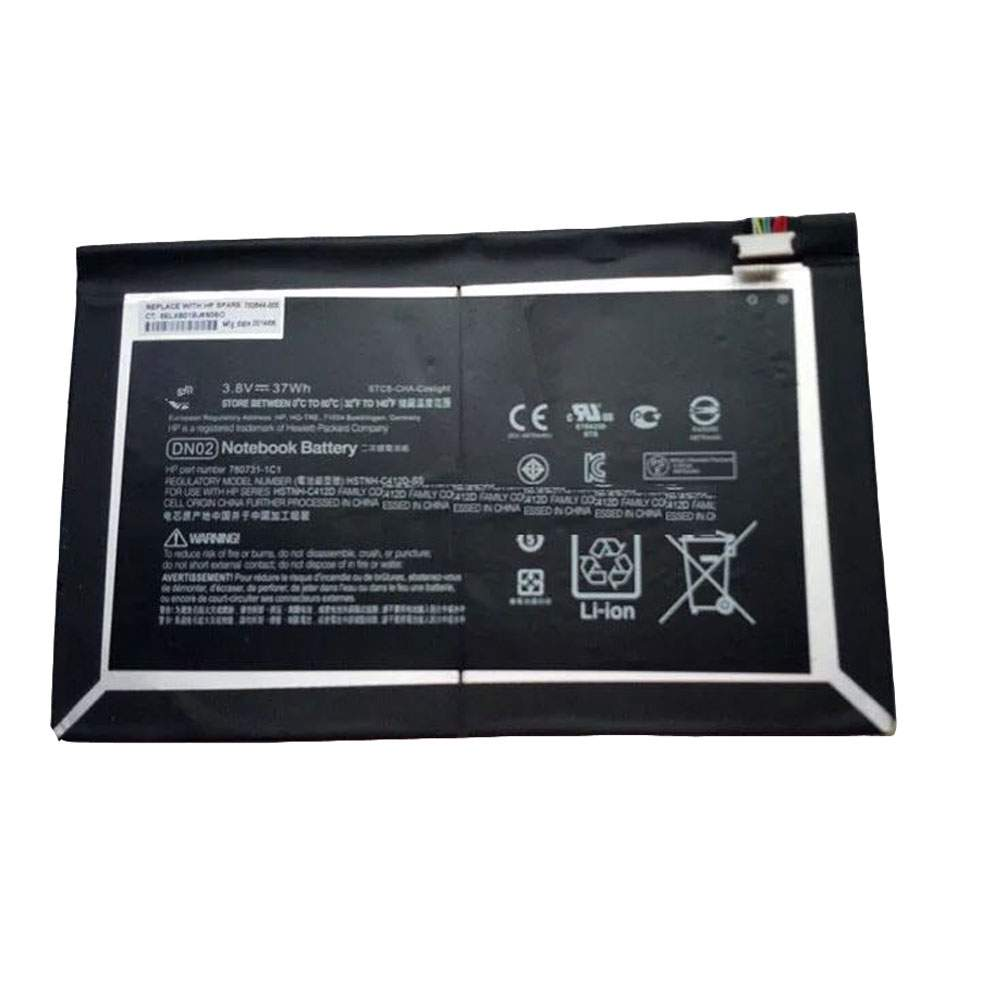 DN02 for HP Pro Slate 12 Series