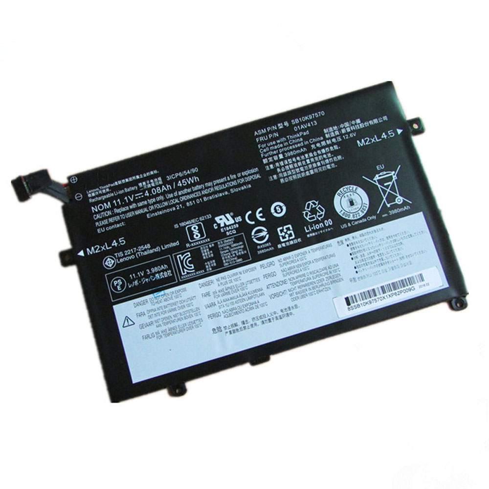 01AV411 for Lenovo Thinkpad E470 E470C E475 01AV412 SB10K97568