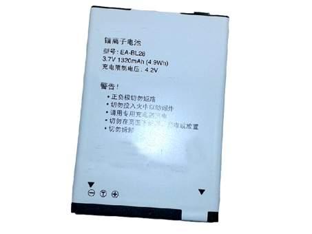 EA-BL28 for Sharp DM009SH 003SH Series