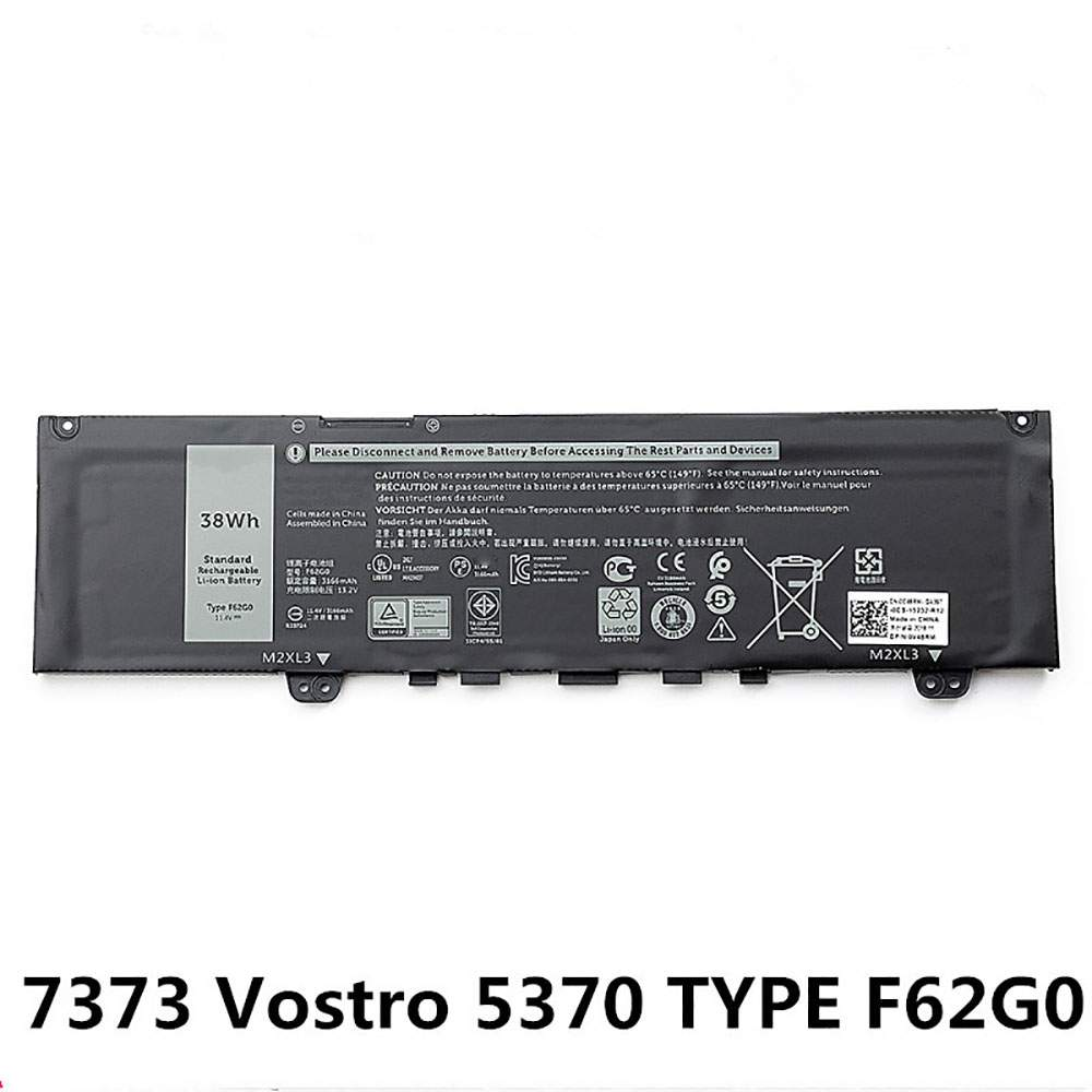 F62G0 for Dell Inspiron 13
