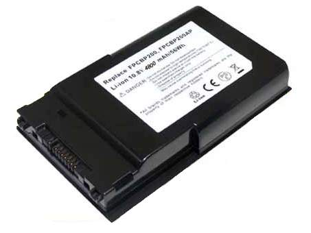 FPCBP200 for Fujitsu  LifeBook T1010 T4310 T5010 T730 series
