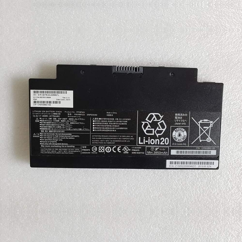 FPCBP424 for FUJITSU AH77/S/M AH556 FMVNBP233 Series