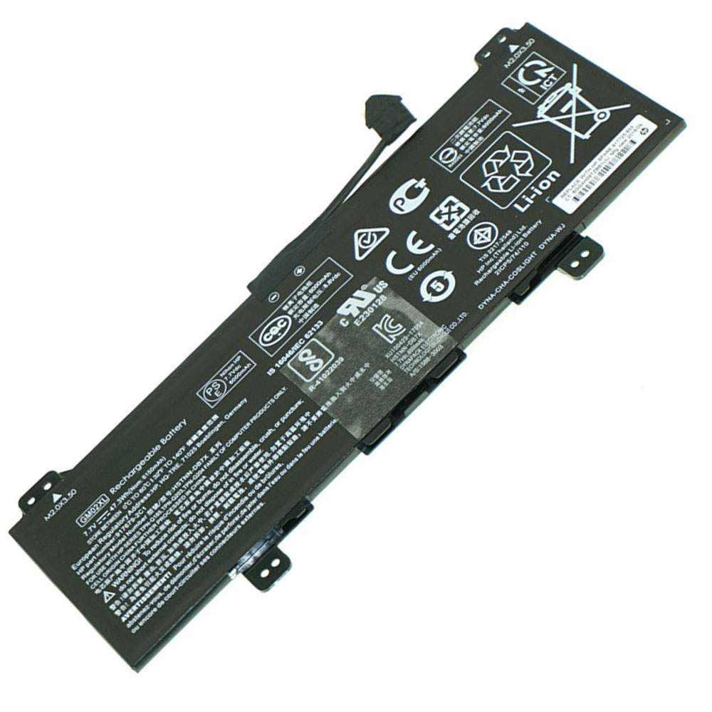 GM02XL for HP 11-AE 11-AE131NR (DF14)