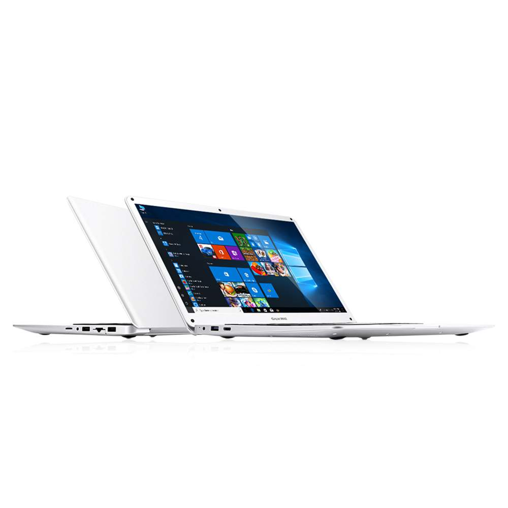 for Great Wall W1410A 14 inch Windows 10 Intel Celeron N3350 2.4GHz 4GB 64GB 37W Long-time Battery WIFI BT LAN Notebook Sliver