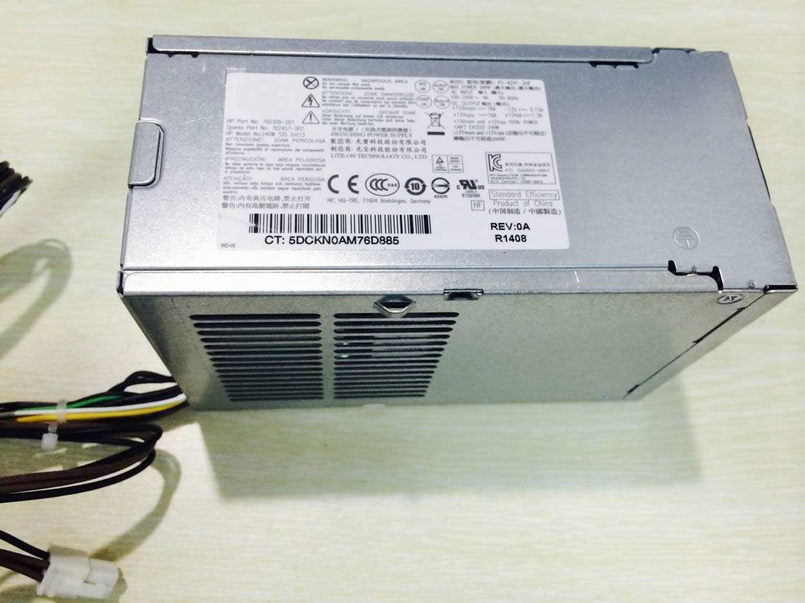 240W for HP PS-4241-1HC DPS-240AB-3B SFF