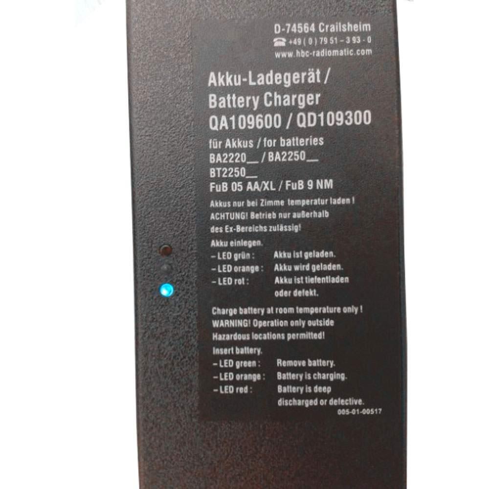 QA109600 for HBC Radiomatic BA225030 / BA223030