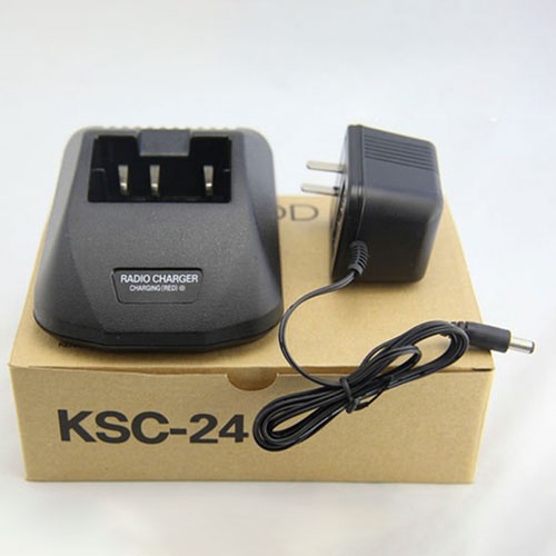 KSC-24 for Kenwood KNB-14 KNB-15A KNB-17A KNB-20N