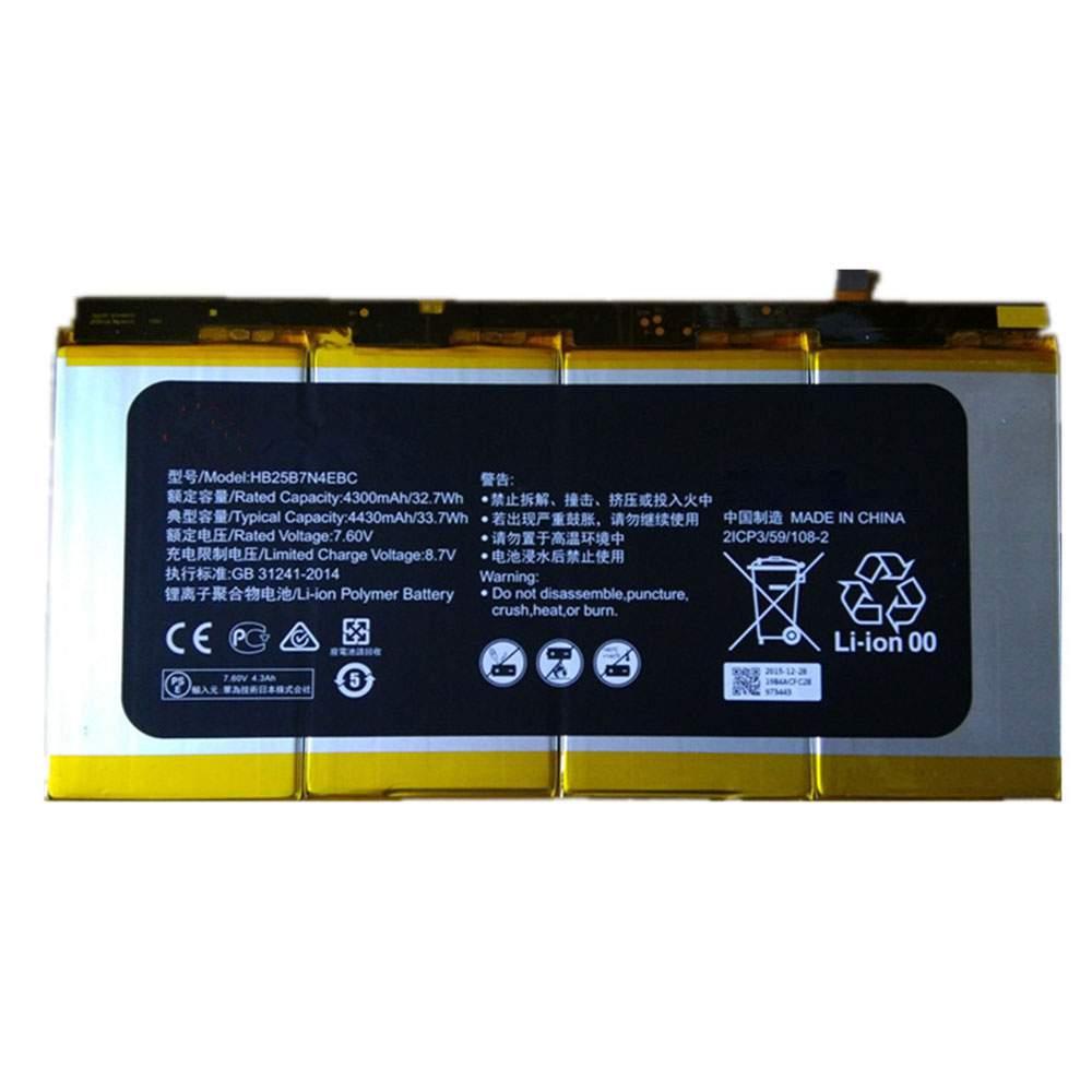 HB25B7N4EBC for Huawei MateBook HZ-  W19