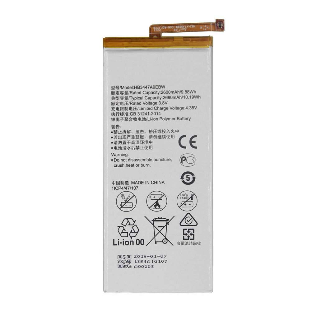 HB3447A9EBW for Huawei Ascend P8 GRA-L09 GRA-UL00 GRA-UL10