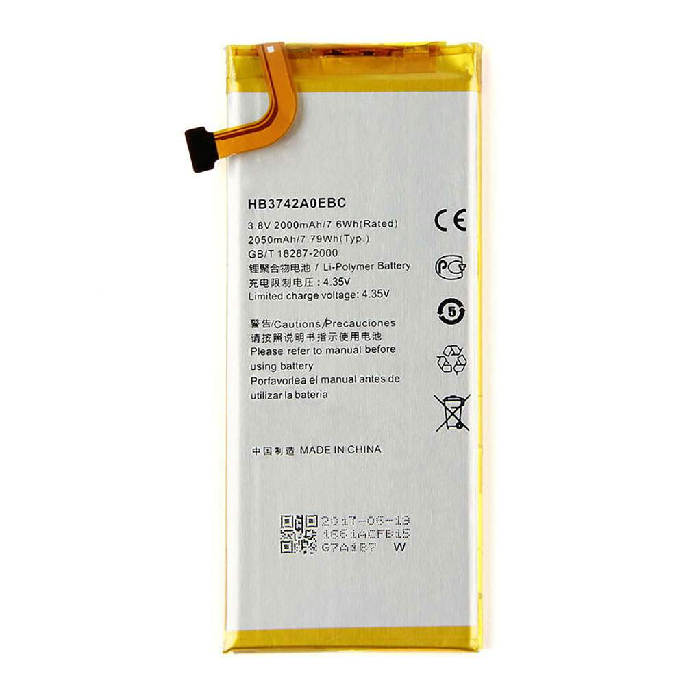 HB3742A0EBC for HUAWEI Ascend P6 P6-C00