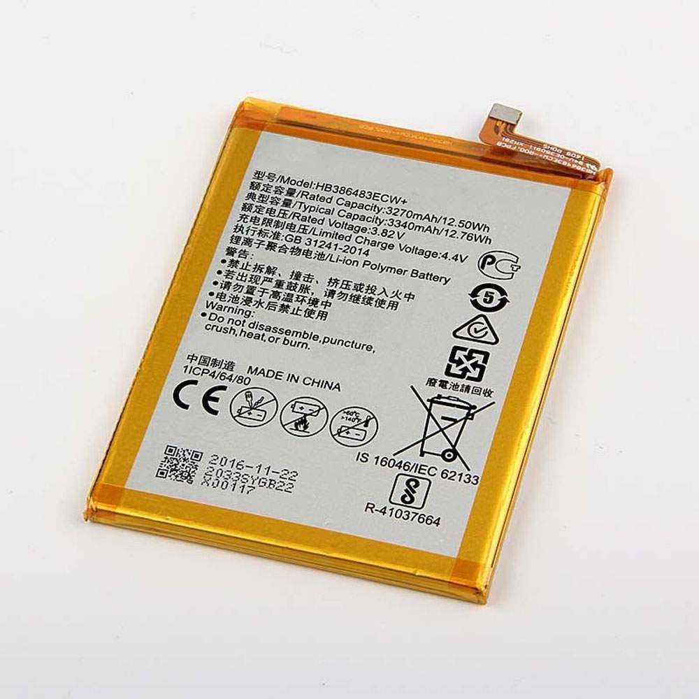 HB386483ECW+ for HuaWei MaiMang 5 G9 Plus MLA-AL00 MLA-AL10