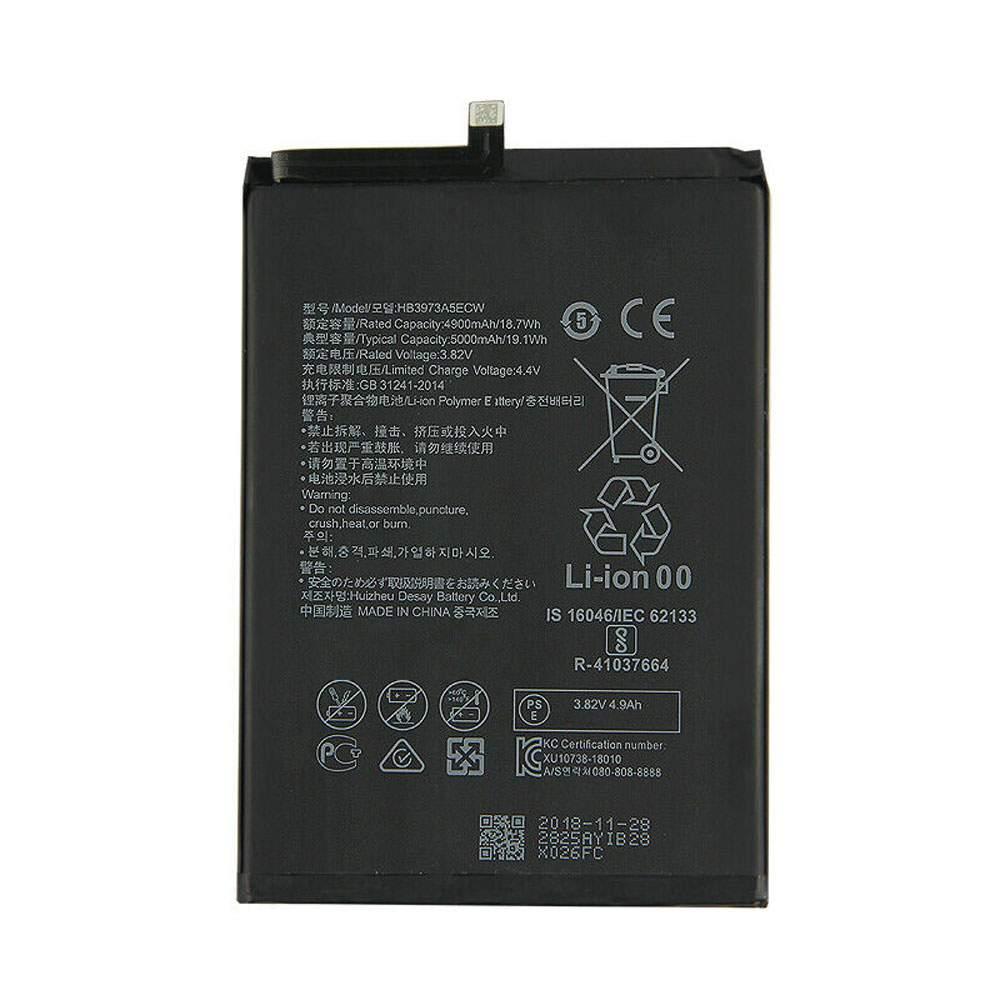 HB3973A5ECW for Huawei Mate 20 X Mate20X Mate 20 X EVR-AL00