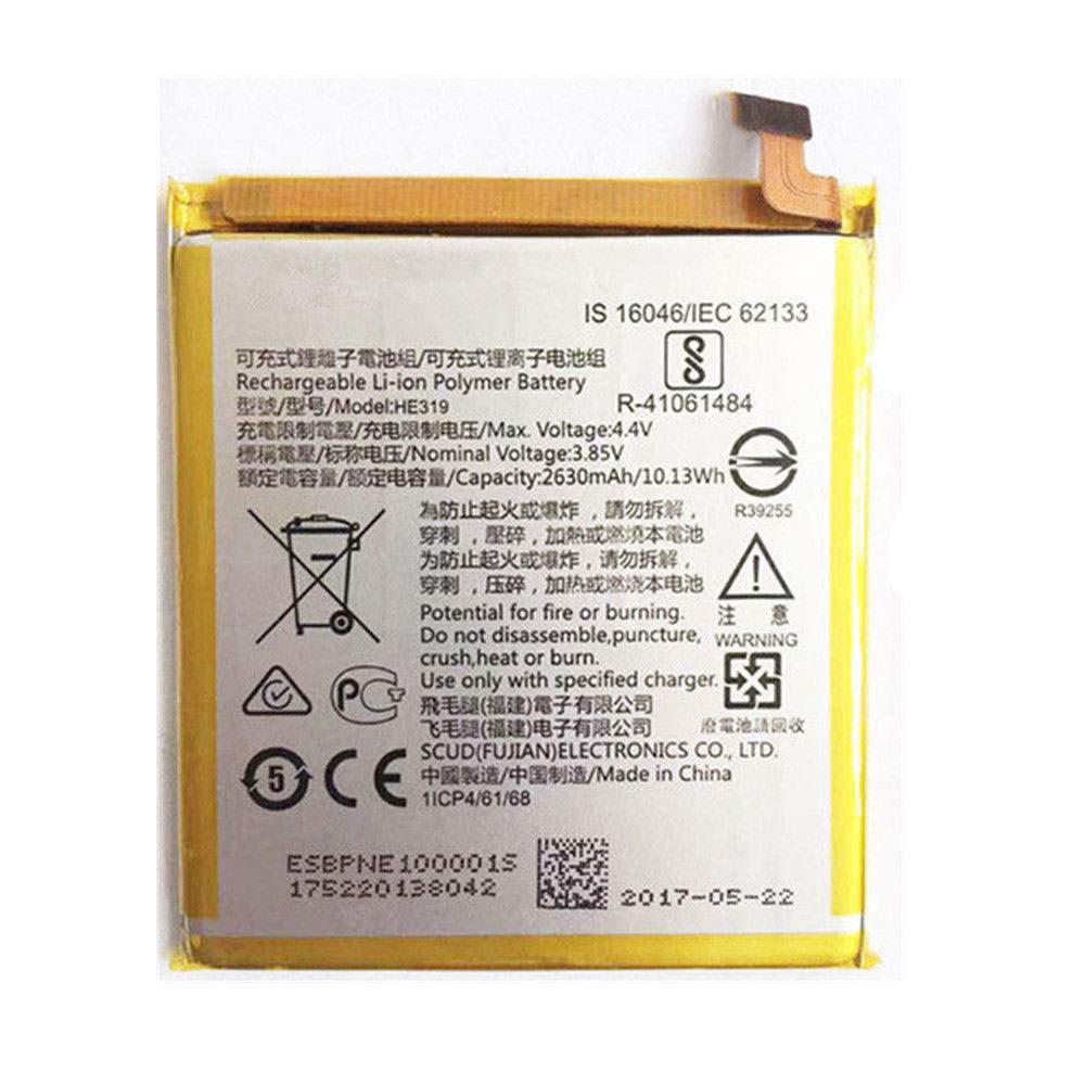 HE319 for Nokia 3 TA-1020 1028 1032 1038