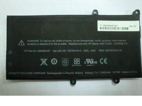 """HSTNH-I31C for 7"""" HP TouchPad Go   HSTNH-I31C 648568-001 Series"""