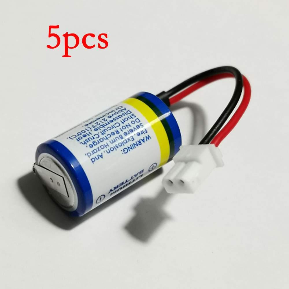 ER14250 for KTS ER14250 Delta programming DVP-32EH DVP-80EH PLC 5pcs