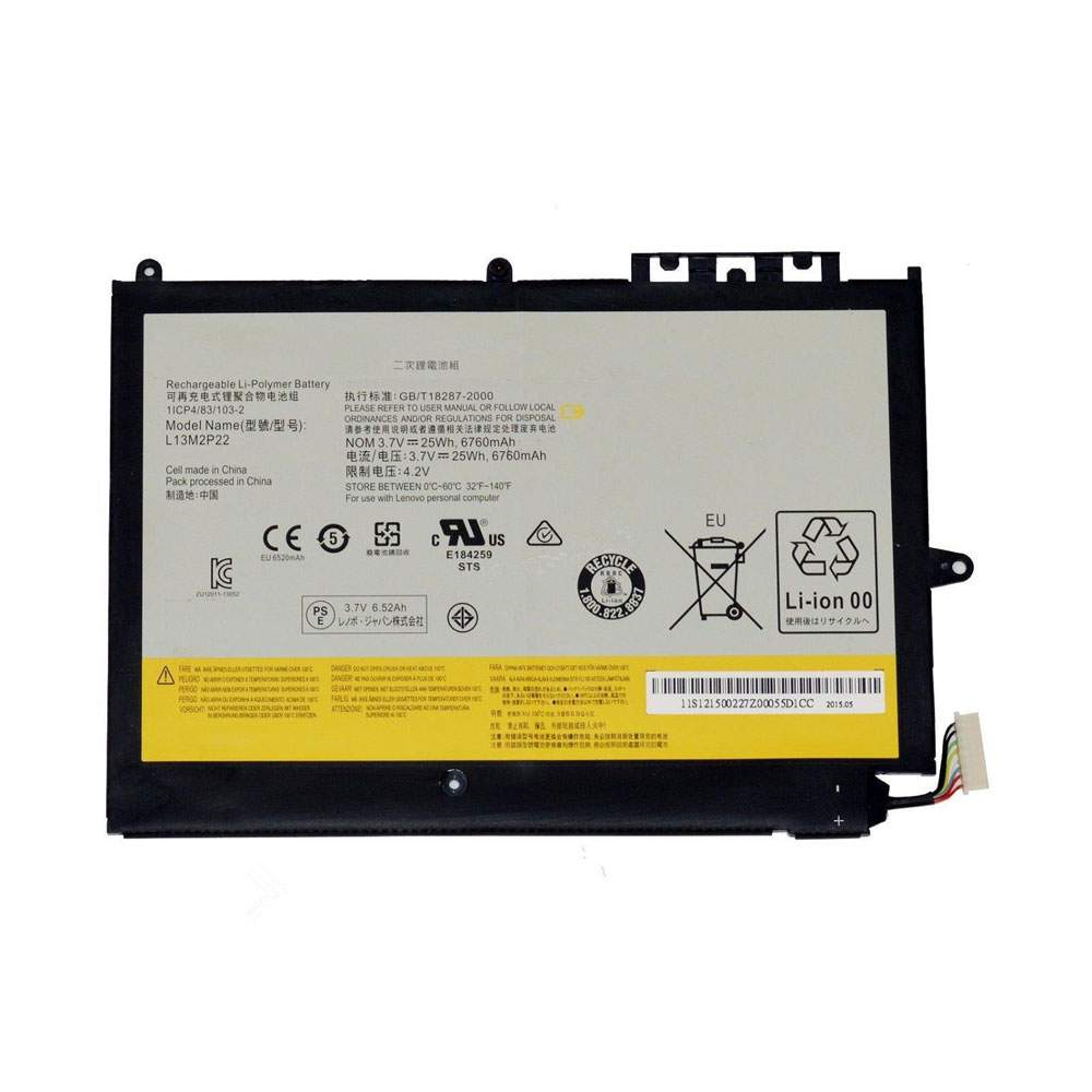 L13M2P22 for Lenovo MIIX2 3 10 Series