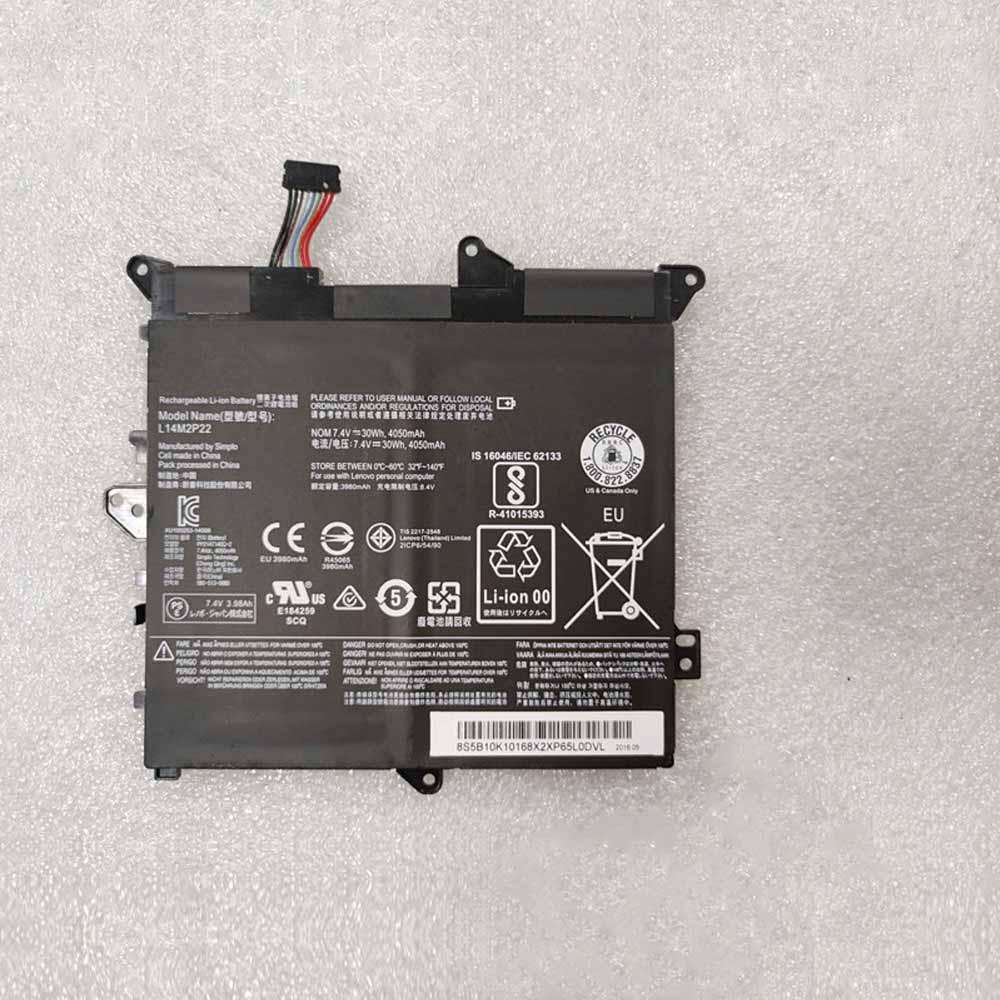 L14S2P21 for Lenovo IdeaPad Flex 3 1120 / IdeaPad Flex 3 1120 80LX / IdeaPad Flex 3 1130 / IdeaPad Flex 3 1470 / IdeaPad Flex 3 1480 / IdeaPad Flex 3 1580