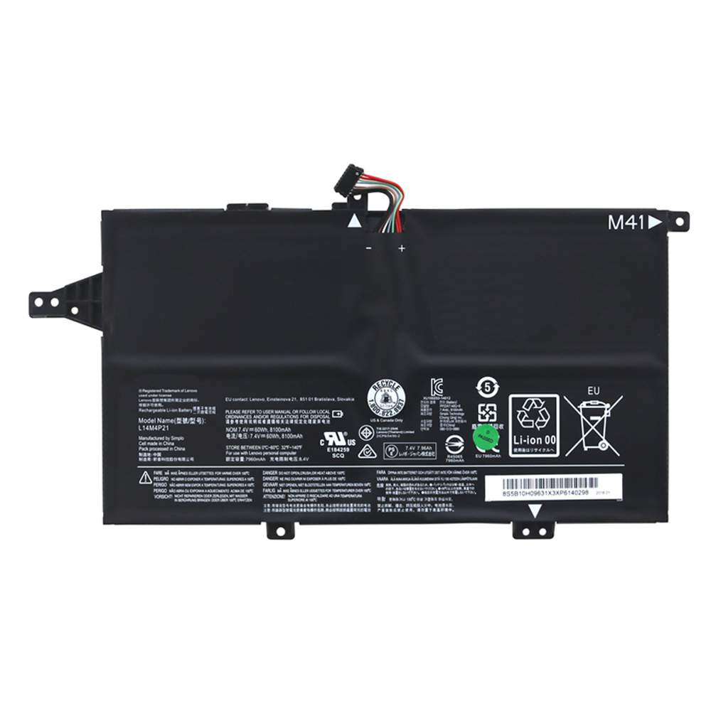 L14M4P21 for Lenovo M41-70 K41-70 Series
