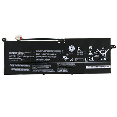 L15C4PB0 for Lenovo Ideapad S21E S21E-20-N2940 Series