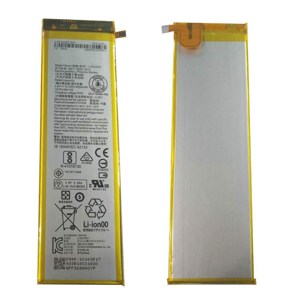 L15D1P31 for Lenovo Yoga Tab3 Pro YT3-X90L