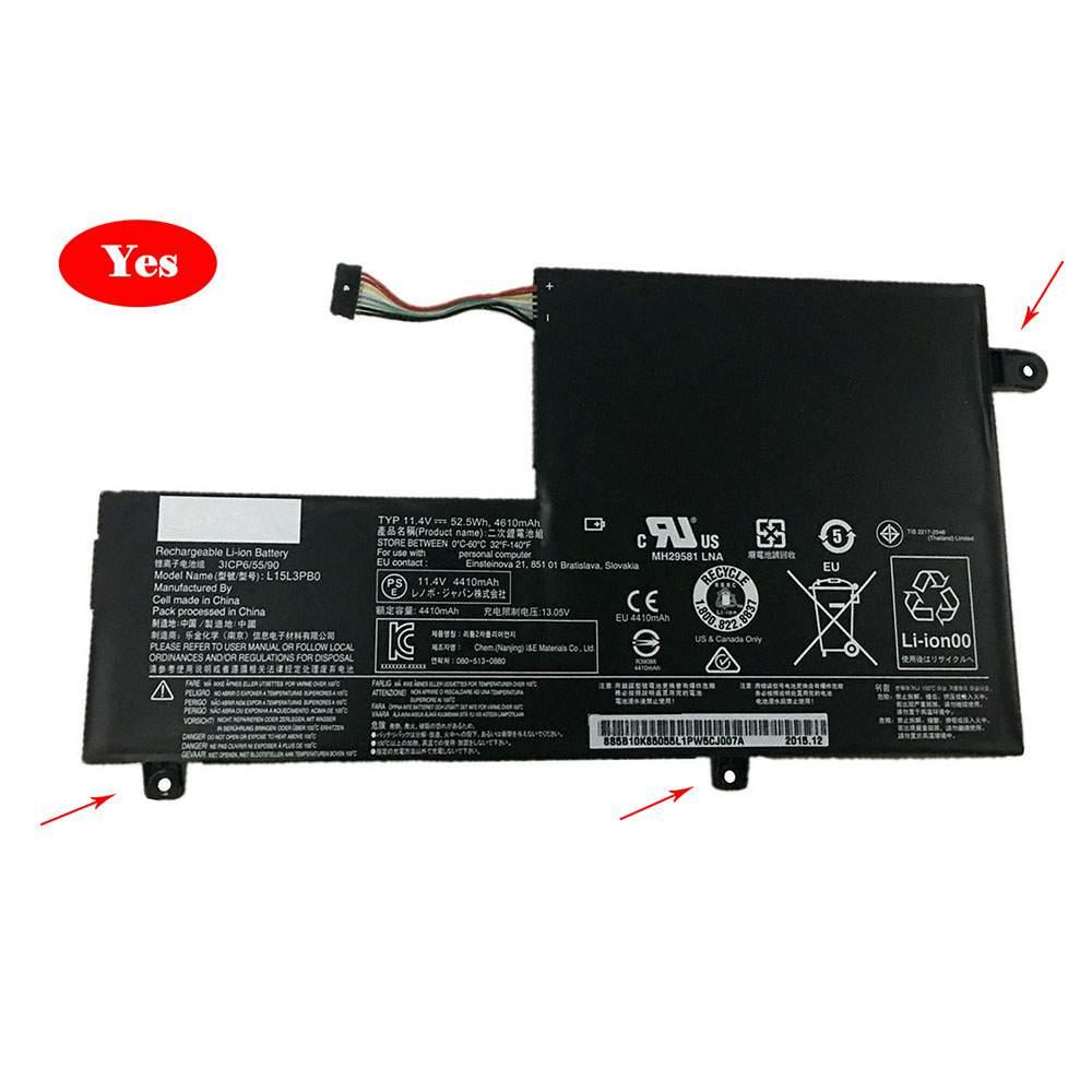 L15C3PB1 for Lenovo Yoga 510 Ideapad Flex 4-1470 1480 1580