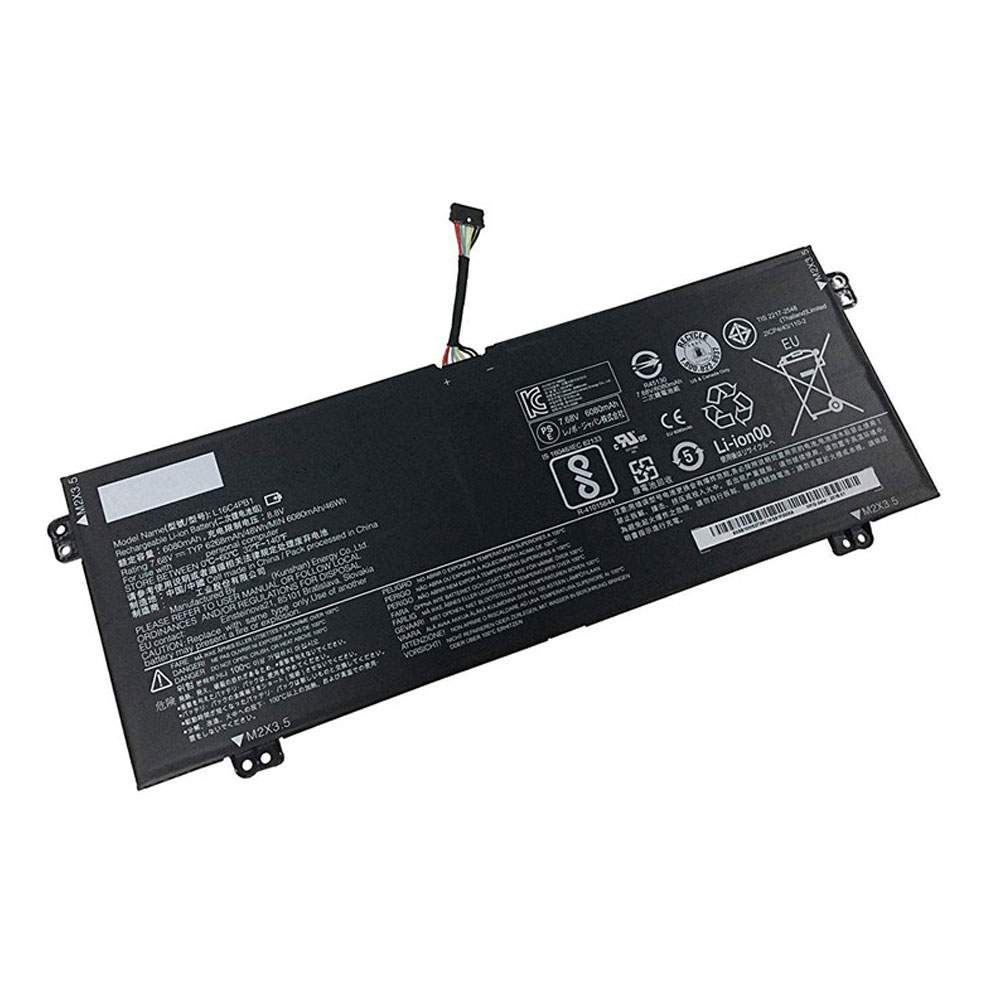 L16C4PB1 for Lenovo YOGA 720-13IKB Series