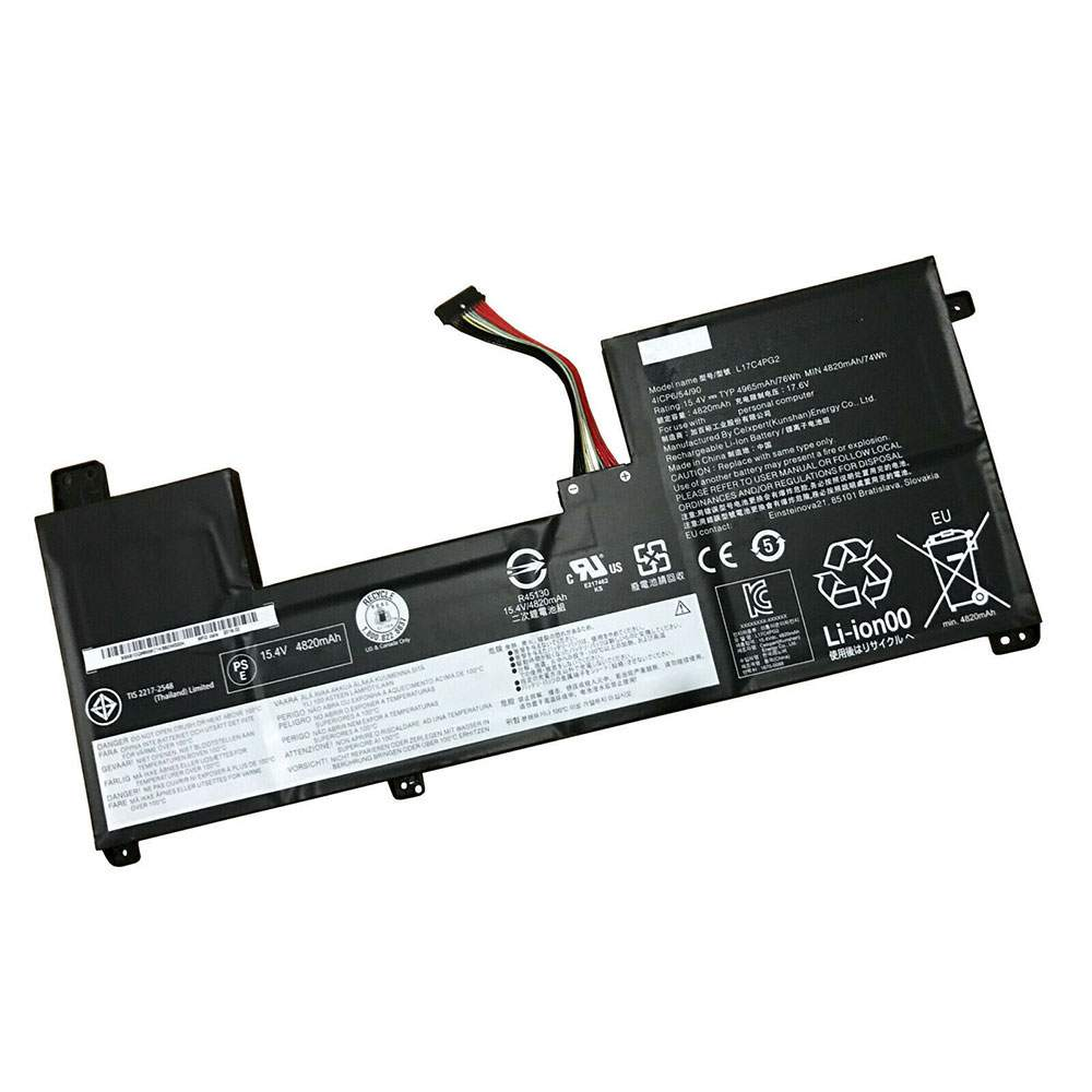 L17C4PG2 for Lenovo Legion Y730-17ICH Y740-17ICH