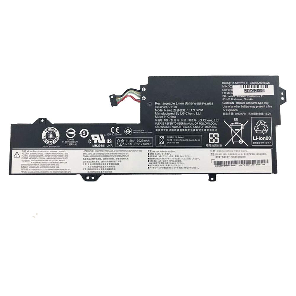 L17L3P61 for Lenovo 7000-13 Series