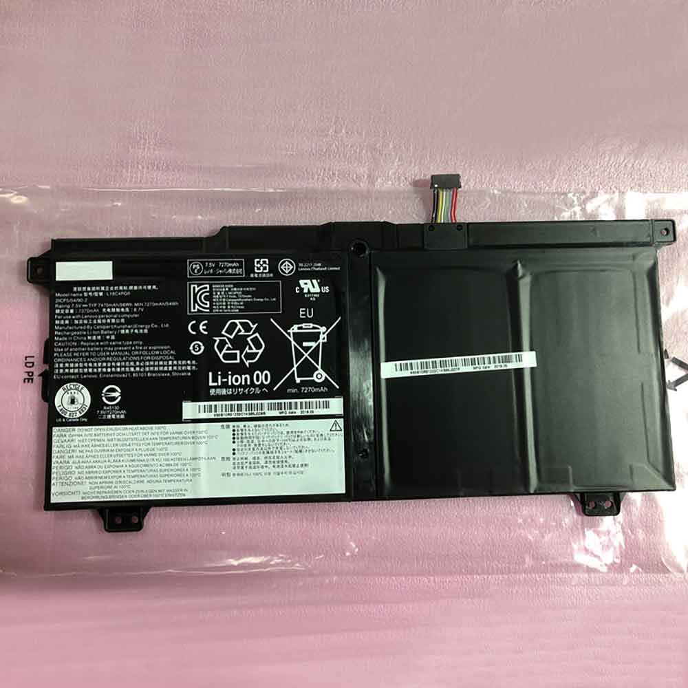 L18C4PG0 for LENOVO CHROMEBOOK C630 81JX (DE12)
