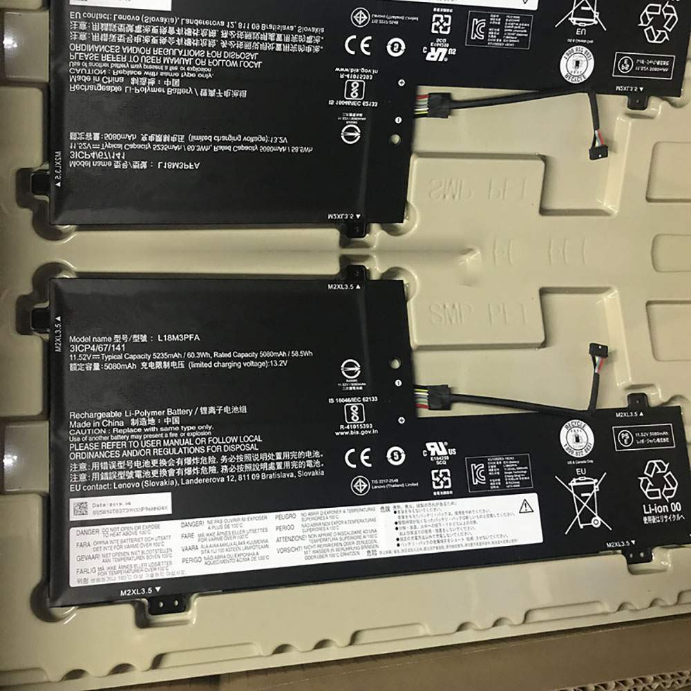 L18M3PFA for Lenovo Series